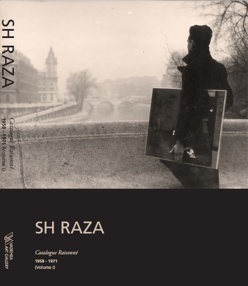 SH Raza, Catalogue Raisonne, 1958-1971
