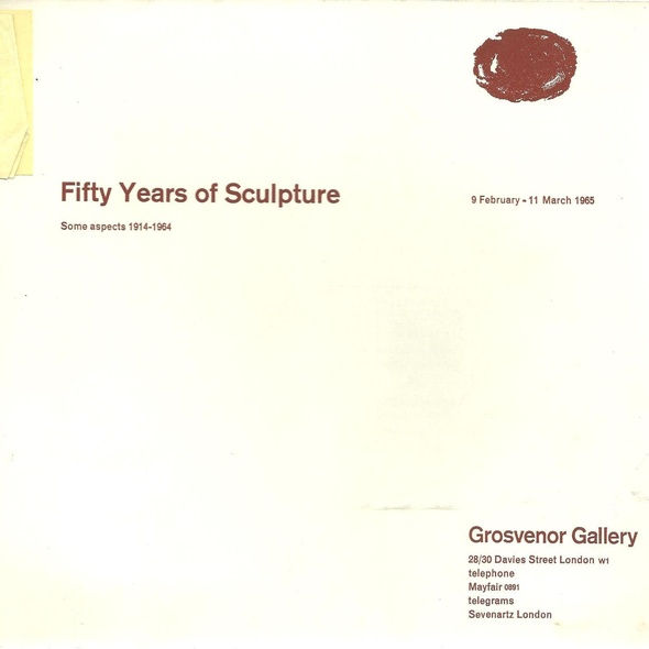 Fifty Years of Sculpture