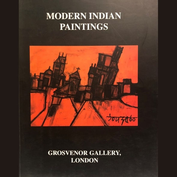 Modern Indian Paintings from European Collections