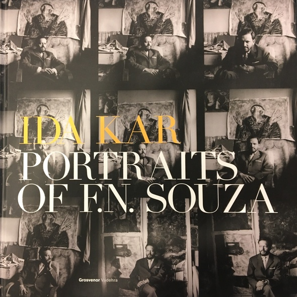 Ida Kar, Portraits of F.N. Souza, 1957-1961