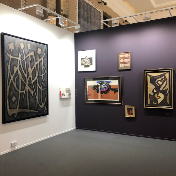 Ecole de Paris artists shine at Art Dubai
