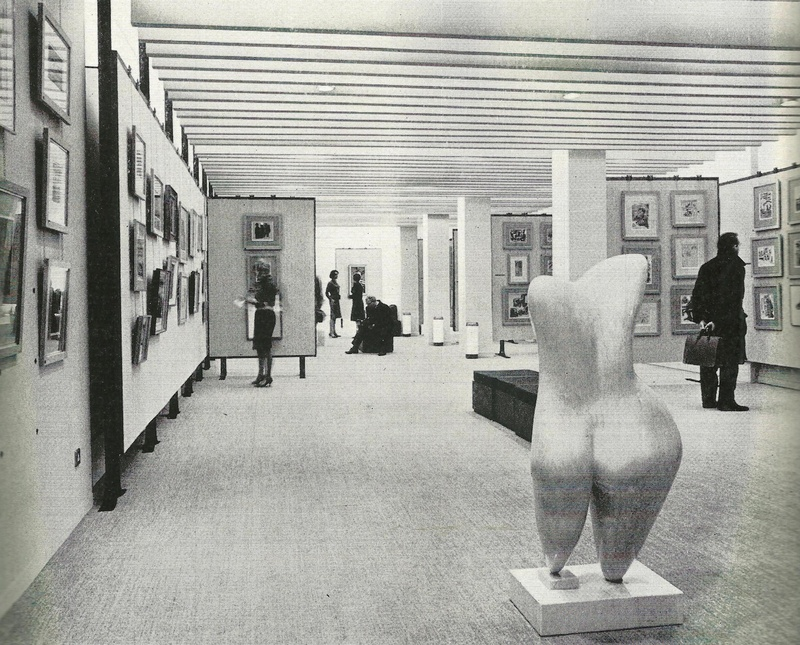 Grosvenor Gallery, 1962