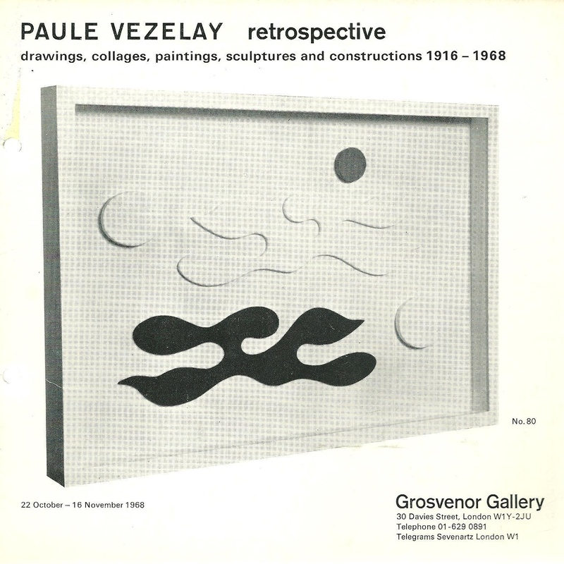 Retrospective by Paule Vezelay