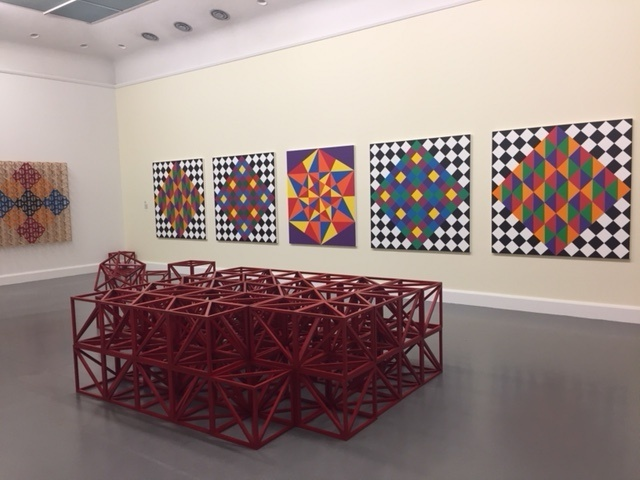 Rasheed Araeen, 'Zero to Infinity' and 'Opus' series works